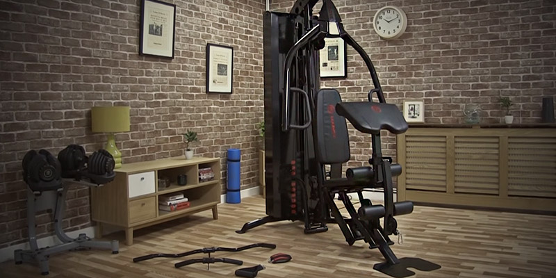 Review of Marcy MWM-990 Home Gym