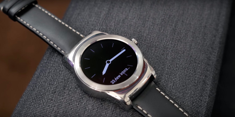 Detailed review of LG W150S Watch Urbane Wearable Smart Watch