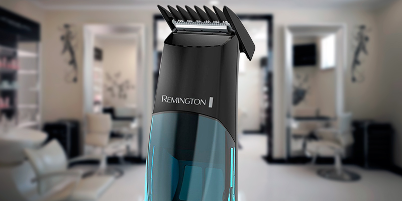 Review of Remington HKVAC2000A Vacuum Haircut Kit Clippers