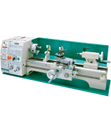 Grizzly G0602 Bench Top Metal Lathe, 10x22 Inch