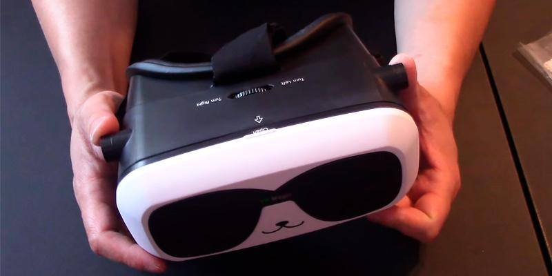 Review of SEALEGEND Virtual Reality 3D Headsets