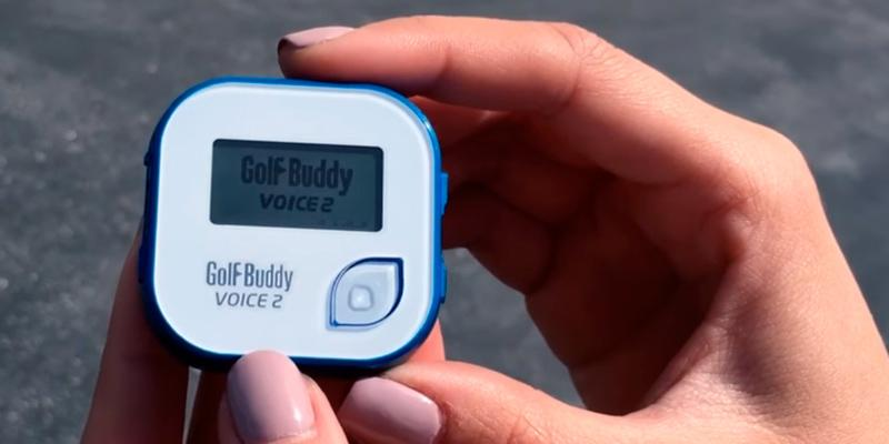Review of GolfBuddy Voice 2