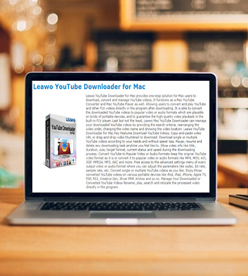 Review of Leawo YouTube Downloader for Mac