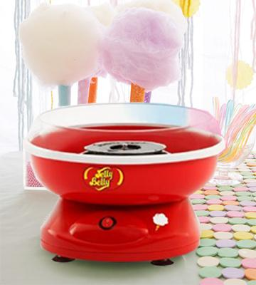 Review of Jelly Belly Cotton Candy Maker
