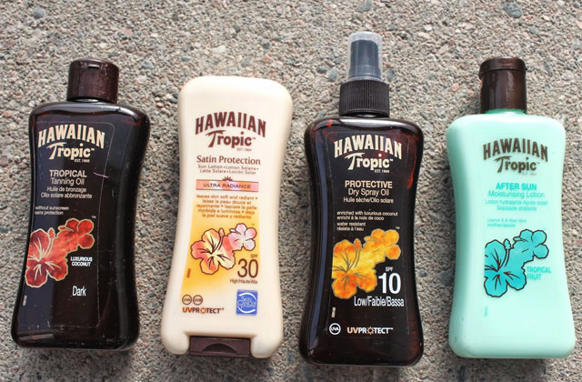 Best Hawaiian Tropic Dark Tanning Oils for Rich Color