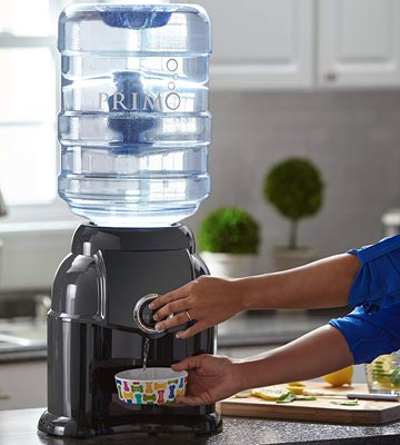 Review of Primo 601148 Countertop Bottled Water Dispenser
