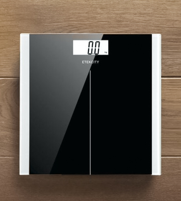 Review of Etekcity Digital Bathroom Scale with Step-On Technology