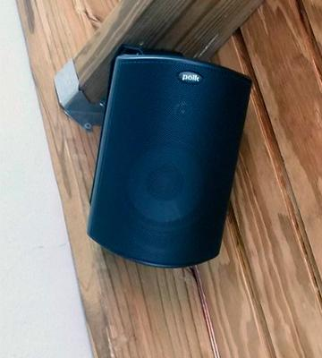 Review of Polk Audio Atrium 4 Outdoor Speakers
