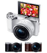 Samsung NX500 Mirrorless Digital Camera