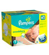 Pampers Swaddler Wetness Indicator