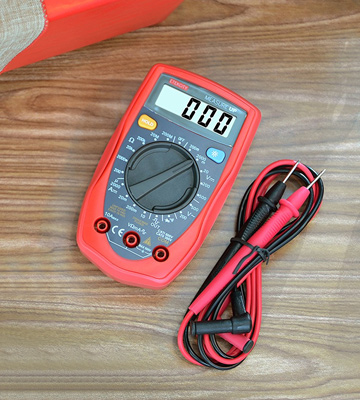 Review of Etekcity MSR-R500 Electronic Amp Volt Ohm Voltage Meter Multimeter with Diode and Continuity Test Tester