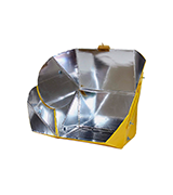 SolCook All Season Camper Solar Cooker