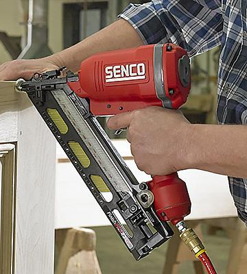 Review of Senco 4G0001N FinishPro 42XP Finish Nailer