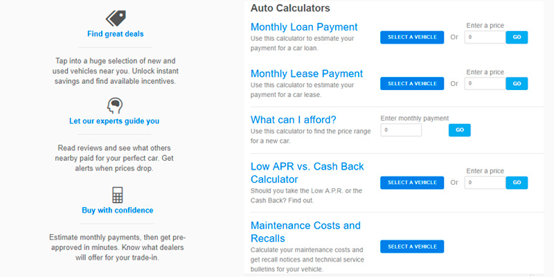 Detailed review of Edmunds Auto Loan