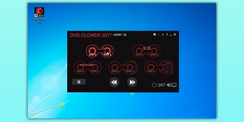 Detailed review of DVD-Cloner DVD/Blu-ray Burner Software