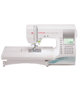 SINGER 9960 Quantum Stylist Computerized Portable Sewing Machine