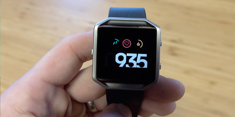 Review of Fitbit Blaze Smart Fitness Watch