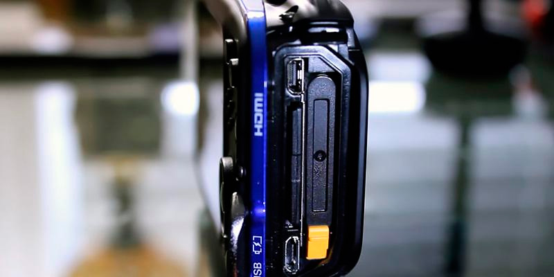 Detailed review of Fujifilm FinePix XP80 Waterproof Digital Camera