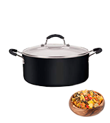 David Burke Dutch Oven Aluminum