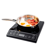 Secura 1800-Watt Portable Induction Cooktop Single Burner