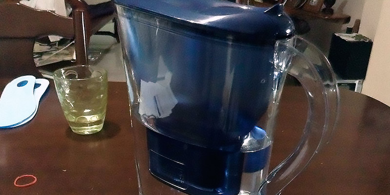 Review of Lake Industries The Alkaline Water Pitcher