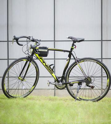 Review of Merax 700C Finiss Aluminum Road Bike