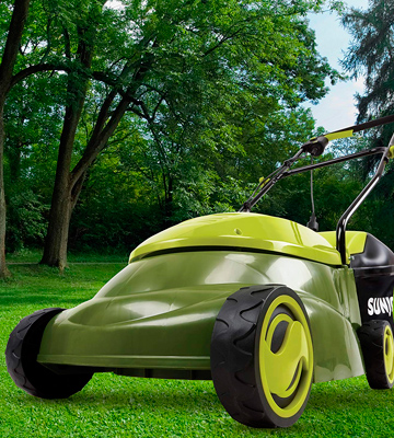 Review of Sun Joe MJ401E-PRO 14-Inch 13 Amp Corded Lawn Mower