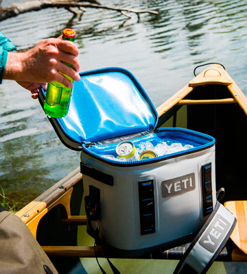 Review of YETI Hopper Flip 12 Portable Cooler