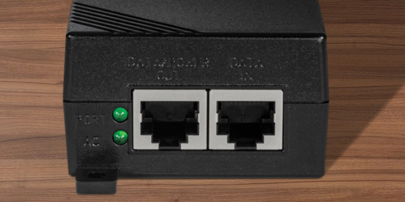 Review of TRENDnet TPE-115GI Gigabit PoE+ Injector
