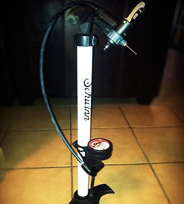 Review of Schwinn Floor Pump