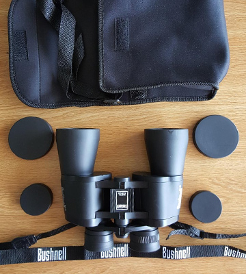 Review of Bushnell 133450 Falcon 10x50 Wide Angle Binoculars