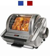 Ronco ST5250SSGEN Store Stainless Steel Rotisserie Oven