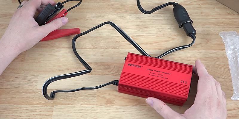 Review of BESTEK Power Inverter Converter