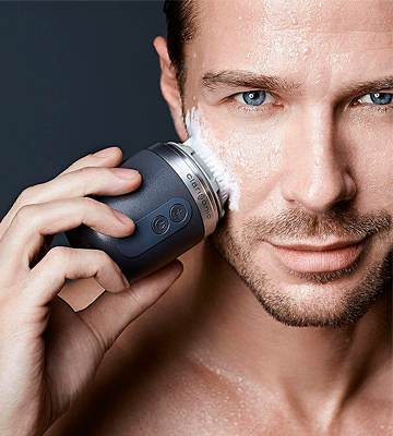 Review of Clarisonic Alpha FIT Men's Sonic Facial Cleansing Brush System