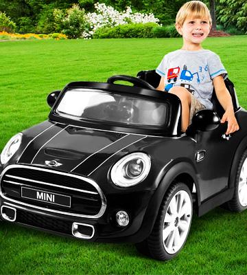 Review of Costzon BMW Mini Cooper Remote Control