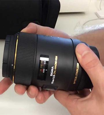 Review of Sigma 258101 105mm F2.8 EX DG OS HSM