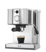 Brevile ESP8XL Cafe Roma Stainless Espresso Maker
