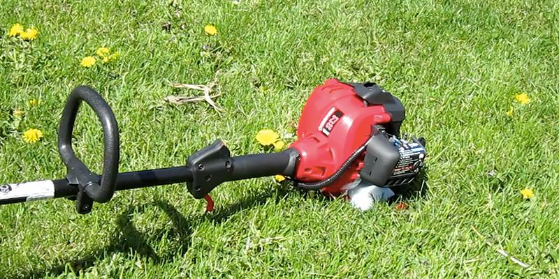 Review of Troy-Bilt TB42 Gas Brushcutter with JumpStart Technology