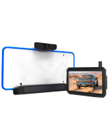 AUTO-VOX RVS-SO-C Solar Wireless Backup Camera