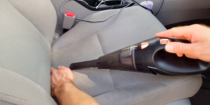 Review of ThisWorx TWC-01 Portable Car Vacuum Cleaner