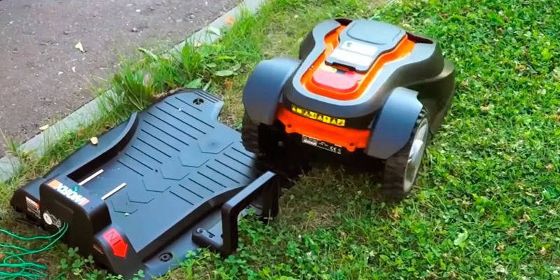 Detailed review of WORX WG794 Landroid Robotic Lawn Mower
