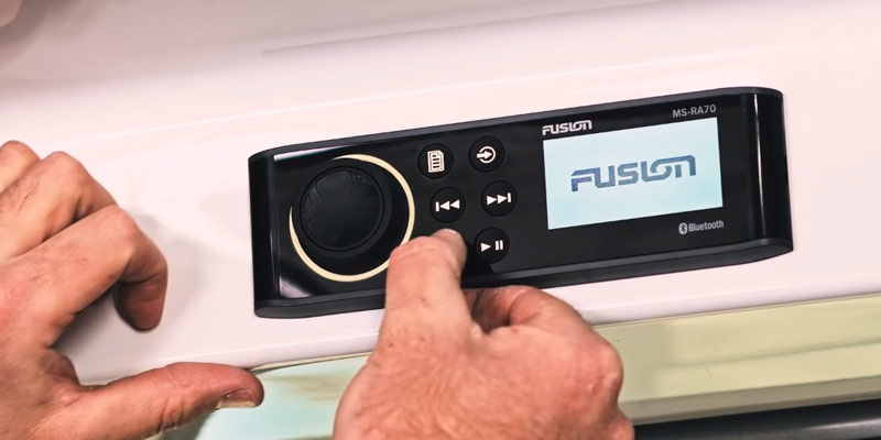 Review of Fusion MS-RA70 Wireless Control