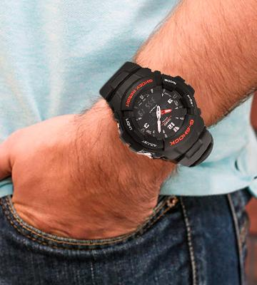 Review of Casio Men's G-Shock Classic Analog-Digital Watch