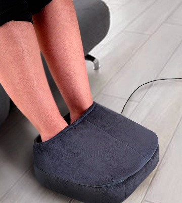 Review of Relaxzen Shiatsu Foot Massager with Heat
