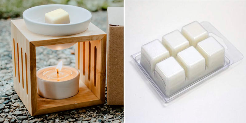 Review of Farm Raised Candles Pure Soy Wax Scented Wax Melts