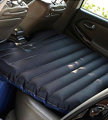 Review of Smart Speed Car Air Mattress Mobile Bedroom for Travel