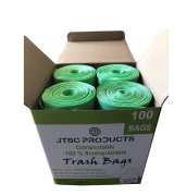 JTSC Products Compostable Trash Bags