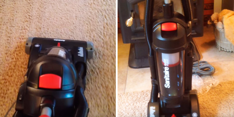 Detailed review of Sanitaire SC5745A Commercial Upright Bagless Vacuum Cleaner