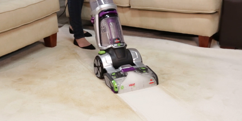 Review of Bissell 1986 ProHeat 2X Revolution Pet Pro Full-Size Carpet Cleaner