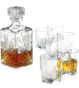 Bormioli Rocco Whiskey Glass Set